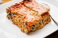 This vegan gluten free Lasagne was created in the heat of summer when my son would bring home baskets of zucchini. It became a household favorite.