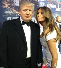 President & First Lady.