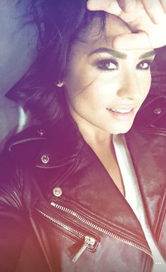 Demi Lovato Sung song for all my moods and transitions of life