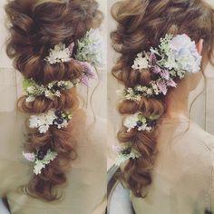 プレ花嫁必見!@yuu.rireさんのブライダルヘアが素敵すぎ♡ - LOCARI(ロカリ)