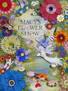 Hydrangea Hill Cottage, Macy's Flower   Show add, Jo Lynne Alcorn