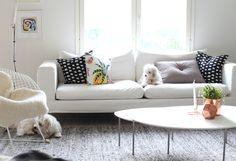 Muoti mielessä-blogin söpöt koirat :)