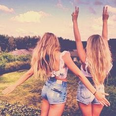 """with out my best friend, i dont have my """"other half"""""""
