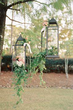 Pretty hanging florals