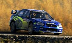 Petter Solberg Subaru Impreza