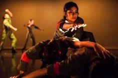 Nicolay Dance Works Presents Timeline