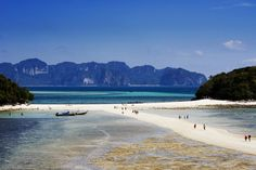 Ko Khai beach, Ko Tarutao Marine National Park, Thailand