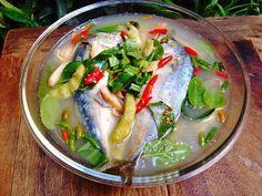 6 สูตรทำปลาทูต้ม Lean Meals, No Cook Meals, New Zealand Food And Drink, Best Thai Food, Middle East Food, Tasty Thai, Australian Food, Jamaican Recipes, English Food