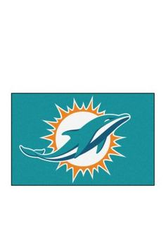 Fanmats  Nfl Miami Dolphins Starter Mat - Green - One Size