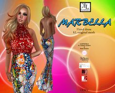 KL Couture: More updates compatible with Mesh Bodies!