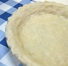 Cooking with K - Southern Kitchen Happenings: Easy Homemade Buttery Shortbread Crust Just Desserts, Delicious Desserts, Yummy Food, Pie Dessert, Dessert Recipes, Shortbread Pie Crust, Pie Crust Recipes, Pie Crusts, Sweet Pie