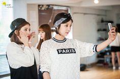 Nine Muses Sungah & Sojin