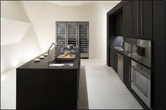 Gaggenau - www.gaggenau.com  If you think Germans are picky about cars.....  One of my goals is to have a Gaggenau kitchen.