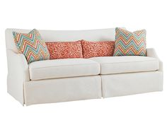 Ivory Key Crystal Caves Sofa | Lexington Home Brands