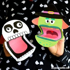 Excited about Halloween? We sure are! We designed 4 fun printable Halloween puppets, that will be a perfect DIY project for a Halloween party with the kids (either at home or in the classroom). Let's have some fun crafting these Halloween monsters! *this post contains affiliate links* We are a bit crazy about Halloween crafts …