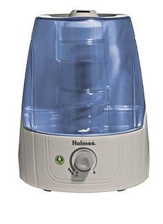 Holmes Ultrasonic Filter-Free Humidifier, HM2610-TUM, http://www.amazon.com/dp/B00CPGDAVS/ref=cm_sw_r_pi_awdm_09gFub1RZ1S2B