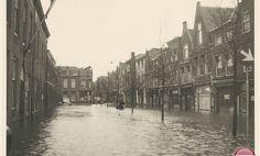 Watersnood Dordrecht - Vriesestraat