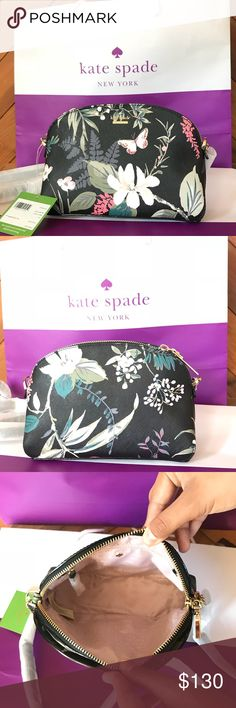 NWT🌟 Kate Spade ♠️ Style: Cameron street botanical hilli (no longer available on Kate Spade's site)  *reasonable offers will always be considered kate spade Bags Crossbody Bags