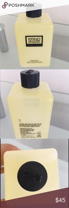Selling this Erno Laszlo Cleansing Oil on Poshmark! My username is: dolceluxe. #shopmycloset #poshmark #fashion #shopping #style #forsale #Erno Laszlo #Other