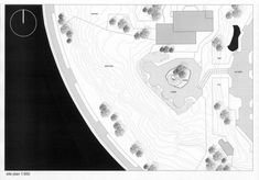 Korkeasaari Zoo (Helsinki) and Wood Focus Finland organised an architectural competition for the students of architecture at Helsinki University of Technology, Lookout Tower, Helsinki, Finland, Competition, Floor Plans, How To Plan, Architecture, City, Arquitetura