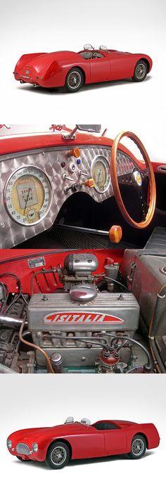 Cisitalia 202 Nuvolari Mille Miglia Spyder '1947–48