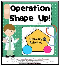 Worksheets First Grade Sides And Angles Worksheet math worksheets and second grade on pinterest these activities address the geometry common core standards for first third grade