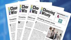 Choosing Wisely: All About the Choosing Wisely Campaign (Consumer Reports Health)