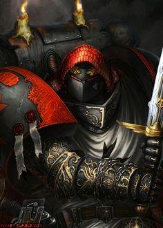 Chosen One, Black Templar