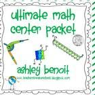 This Packet is Loaded with Centers and Visual Aides!! This packet is great for any PRIMARY classroom! Great for differentiated instruction!*Race ...