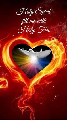 In Jesus name 🙏🏼! Holy Spirit Scriptures, Holy Spirit Prayer, Prayer Scriptures, Faith Prayer, God Prayer, Father Son Holy Spirit, Christian Warrior, Christian Art, Christian Church