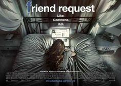 FRIEND REQUEST   http://www.themoviewaffler.com/2016/04/new-release-review-friend-request.html