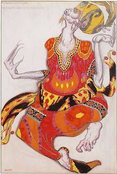 ballet russe 1909 diaghilev - Google Search