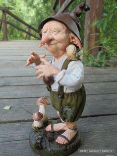 Колин. Авторская кукла Катрушовой Татьяны / Изготовление авторских кукол своими руками, ООАК / Бэйбики. Куклы фото.…