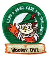 Woodsy the Owl.