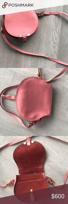 Chloe crossbody Pink pretty Chloe bag. Worn as shoulder or crossbody! 100% authentic. Purchased in intermix Chloe Bags Crossbody Bags