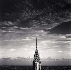 Chrysler Building - Michael Kenna