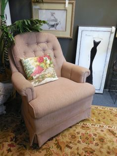 Swivel Rocker $69.00. - Consign It! Consignment Furniture