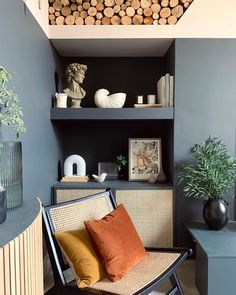 Small Living Rooms, Living Room Modern, Interior Design Living Room, Living Room Designs, Room Interior, Rooms Home Decor, Living Room Decor, Paint Colors For Living Room, Open Plan Kitchen