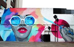 Just finished this piece today off Olympic in #DTLA