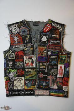 Battle Jacket (Old) Update | TShirtSlayer TShirt and BattleJacket Gallery