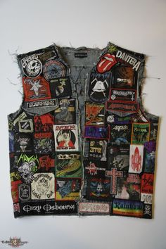 Battle Jacket (Old) Update | TShirtSlayer TShirt and BattleJacket Gallery