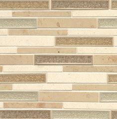 Kismet - TAN Decorative Mosaic - DECKISBLERIB   Bedrosians Tile & Stone