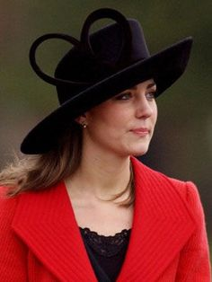 Kate's hat collection