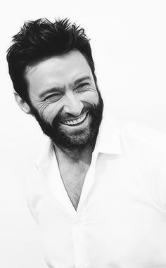 """""""In life, you want to open as many doors as possible.""""--Hugh Jackman"""