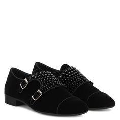 c4b87515e7d Johnny crystal. Velvet ShoesBlack CrystalsGiuseppe ...