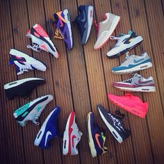 One day ill do this with my many shoes 😍 Nike Free Shoes bcb1f89cd