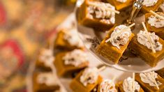 In honor of our Halfway to Halloween celebration, I was excited to feature a couple of my favorite Disney Halloween and fall recipes from years past. (Full disclosure – I love anything pumpkin! Sugar Pumpkin, Pumpkin Bars, Canned Pumpkin, Pumpkin Recipes, Fall Recipes, Sweet Recipes, Holiday Recipes, Disney Food, Disney Recipes