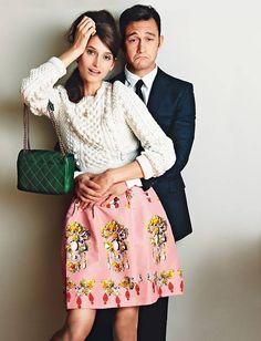Joseph Gordon-Levitt for Glamour Magazine Date Outfits, Night Outfits, Joseph Gordon Levitt, Glamour Magazine, Good Looking Women, Fashion Couple, Editorial Fashion, Celebrity Style, How To Look Better