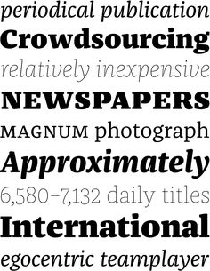 FF Franziska by Fontshop / Jakob Runge Serif Typeface, Typography Fonts, Editorial Page, Professional Fonts, Font Shop, Slab Serif, Typographic Design, New Fonts, New Work