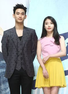 Actor Kim Soo-hyun appeared in the music video as an acquaintance with IU